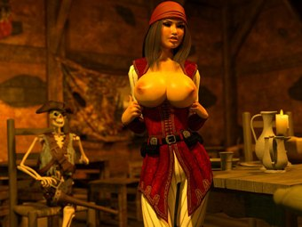 Pirate Jessica gameplay | Pirate Jessica XXX game download