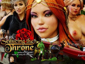 Sex version of game of throne with seducing girls