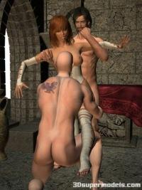 castle kinky sex