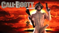 Call of booty gay cartoon porn game