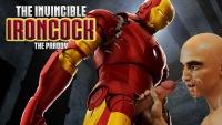 Ironman gay fucking in online porn game
