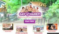 Free online yaoi Gay Harem game for android