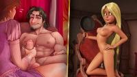 Hentai manga razpuntzel porn game online