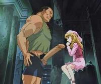 Hentai monster cock and the slutty schoolgirl