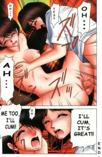 pervert comics